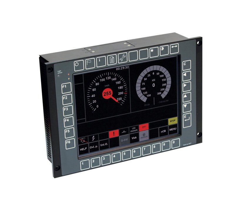 APUxxx - UIC 612 Panelový počítač