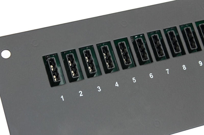 RRFS-xx modul - zadní pohled